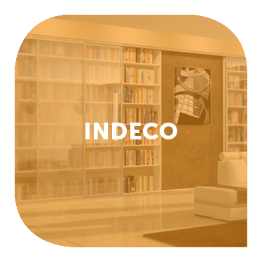 Indeco wardrobes