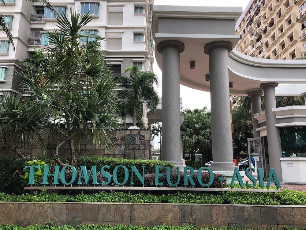 Thomson Euro Asia