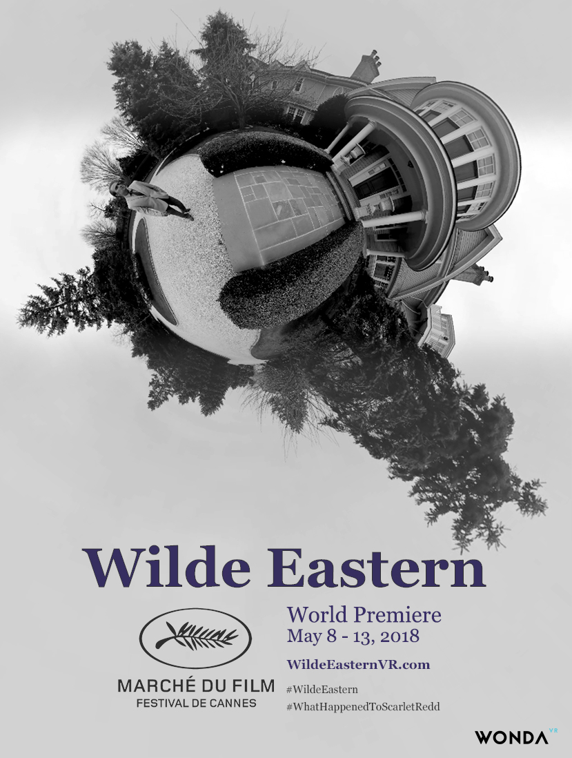 Wilde Eastern to debut at Cannes 2018! - Wilde Eastern (the multi-ending gaze triggered VR film), hosted on the WondaVR platform, has been selected to be shown in the VR library at Festival de Cannes - Le Marché du Film:http://www.marchedufilm.com/The film was co-created by Christina Elizabeth Hall (ITP 2018) and Penelope Lawson (Grad Film 2019), Directed by Penelope Lawson, Written by Christina Elizabeth Hall, and Produced by Penelope Lawson, Rebecca Martos, and Richard Kim.The film features actors Bud Galloway (American Horror Story CULT), Cat Daddario (Artifact), Gianmarco Soresi (Deception), Jason De Beer (Numb), Nicolas diPierro (Just Sing), Olivia Blois Sharpe (Jerseylicious), and Daniel Deutsch (Numb).The Wilde Eastern team wishes to thank the NYU community, specifically the Graduate Film Department and ITP at Tisch School of the Arts, Wonda VR, Jaunt, and Gotham Sound.