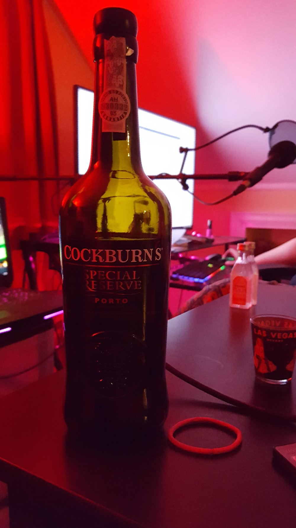 Mmmm...Cockburn -