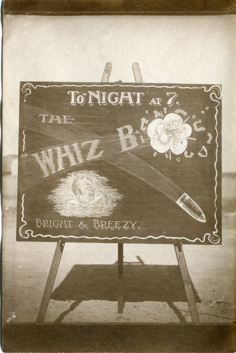 reg walters067 Whiz Bangs possibly Desert Mounted Corps Rest Camp Concert Party 13 September 1918.jpg
