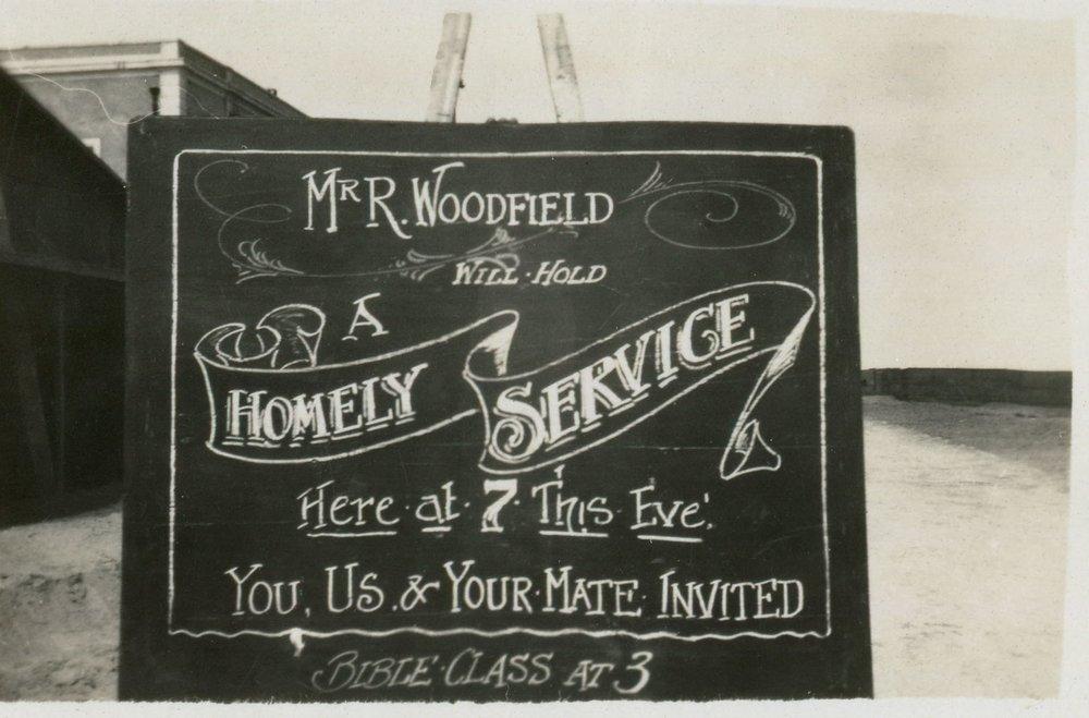 reg walters025 Mr Woodfield and bible class.jpg