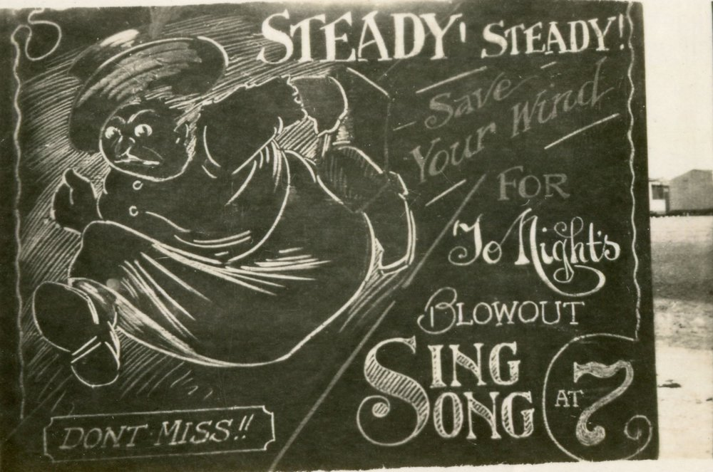 reg walters037 Steady, save your wind for singsong.jpg