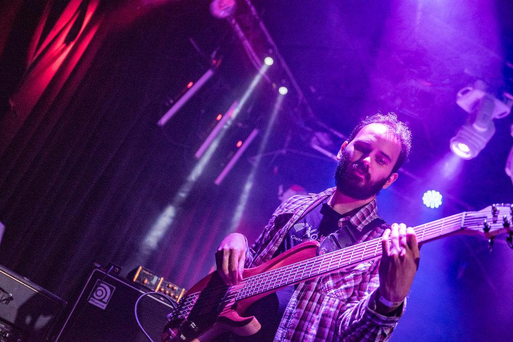 Bassist, Kevin     Lambertucci   . Photography by Boston Lynn