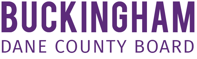 Buckingham for Dane County
