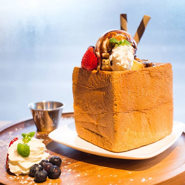 Find out what's inside our Treasure Toast, with the melting ice cream on the crispy toast it will definetly satisfy any of your sweet cravings!!! #toast #icecream #dessertsTO #desserts #foodporn #foodtoronto #todiefor #eeeeeats #chinatowntoronto #chinesedesserts #asiansensation