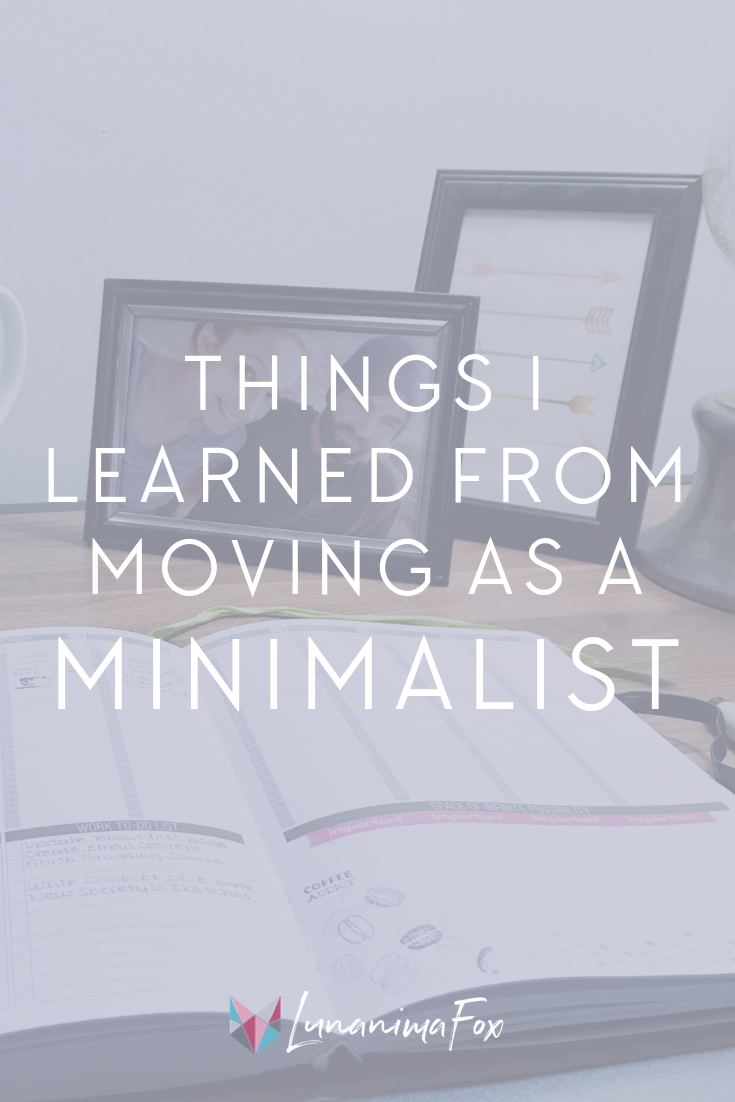 Moving as a Minimalist | Simple living | Minimalism lifestyle tips | Minimalism benefits | Self development tips