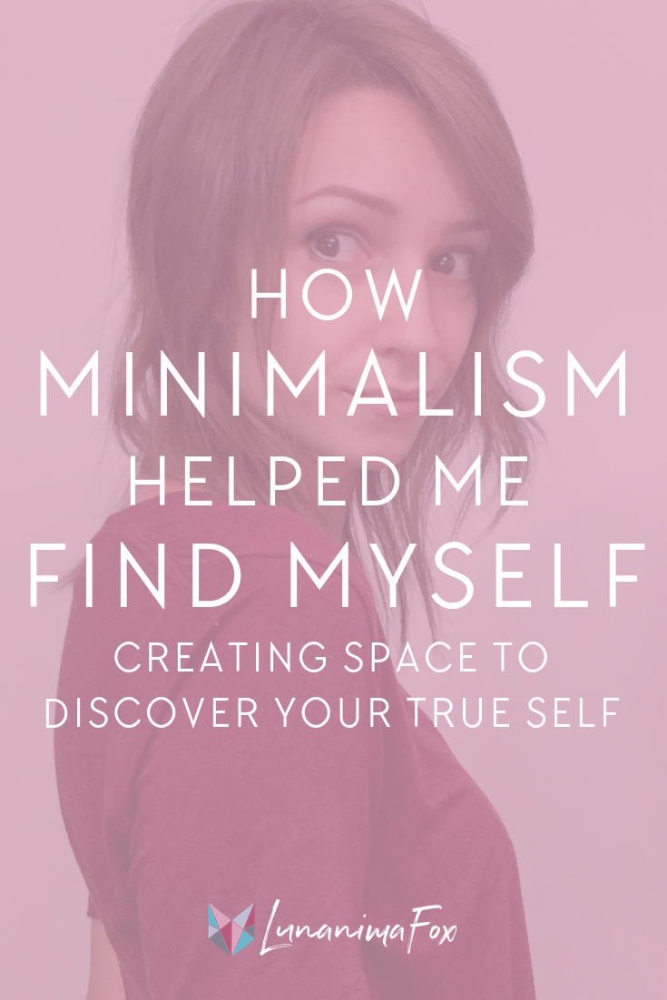 How to find yourself | Simple living | Minimalism lifestyle tips | Minimalism benefits | Self development tips | Re-invent yourself with minimalism
