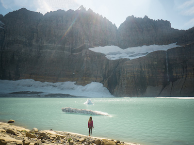Hiking to Grinnell Glacier Twice in Glacier National Park