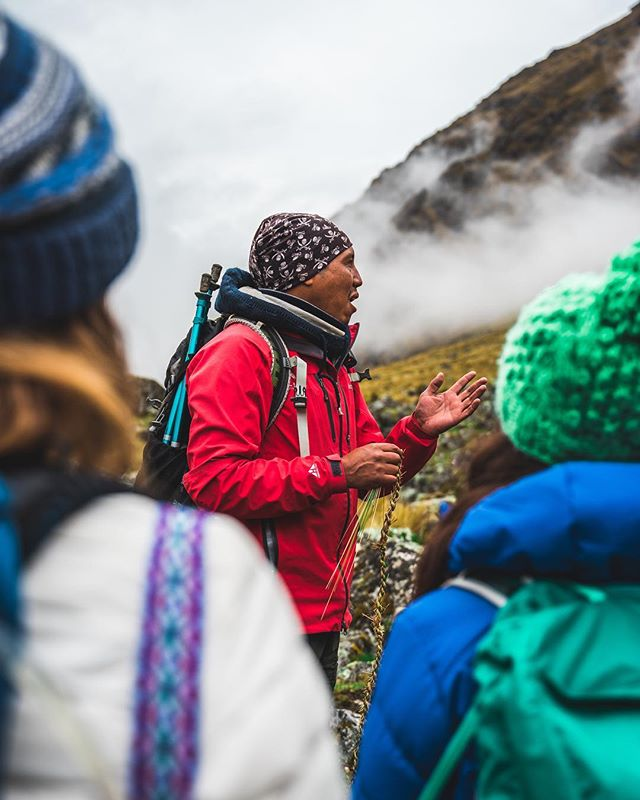 Trekking with others is a beautiful adventure that everyone needs to experience. ⛺️@killaexpeditions thanks to @brusilowphoto for capturing these memories.