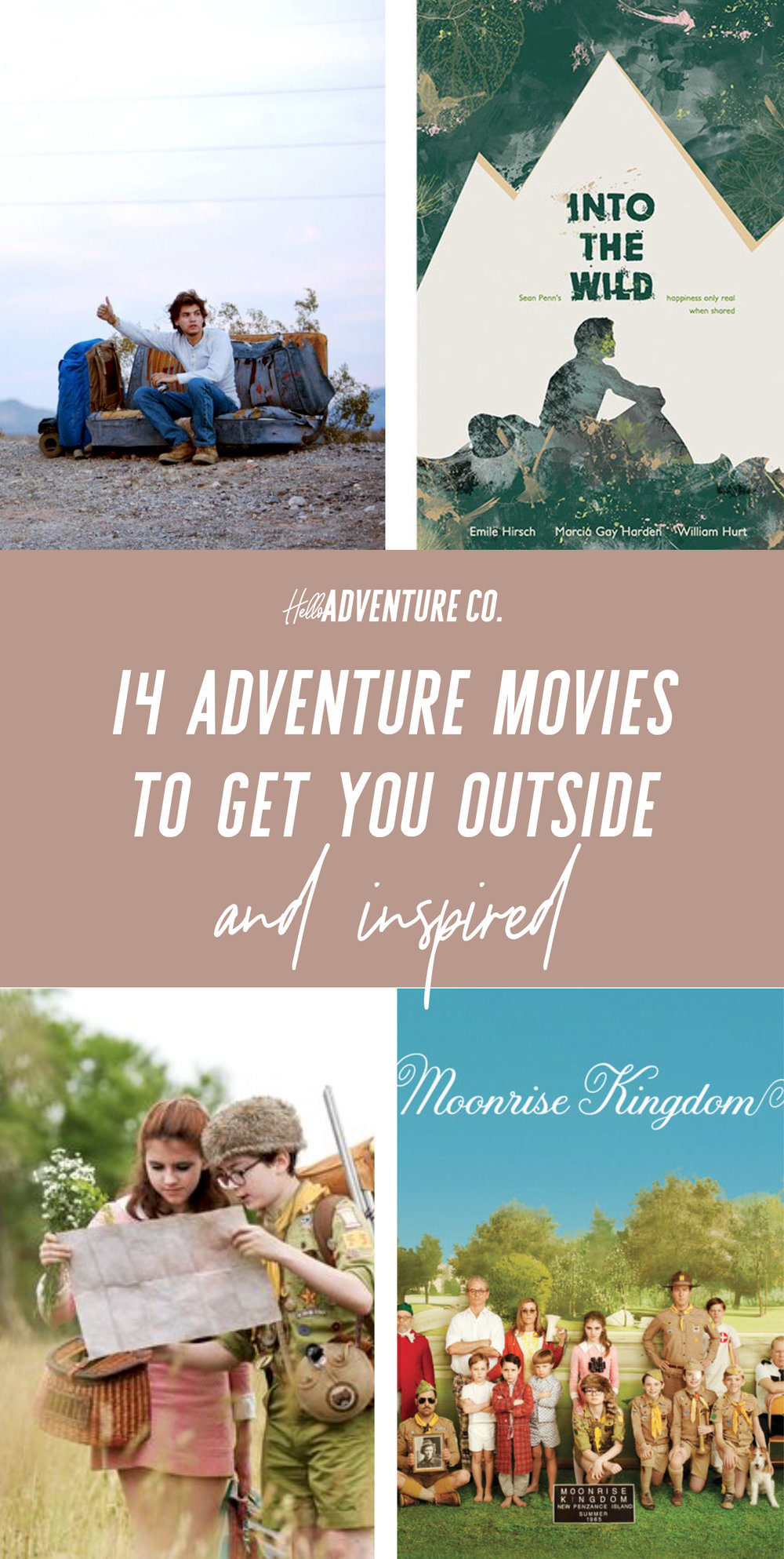 14 Adventure Movies to Get You Outside and Inspired