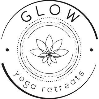 Glow Yoga Retreats Logo