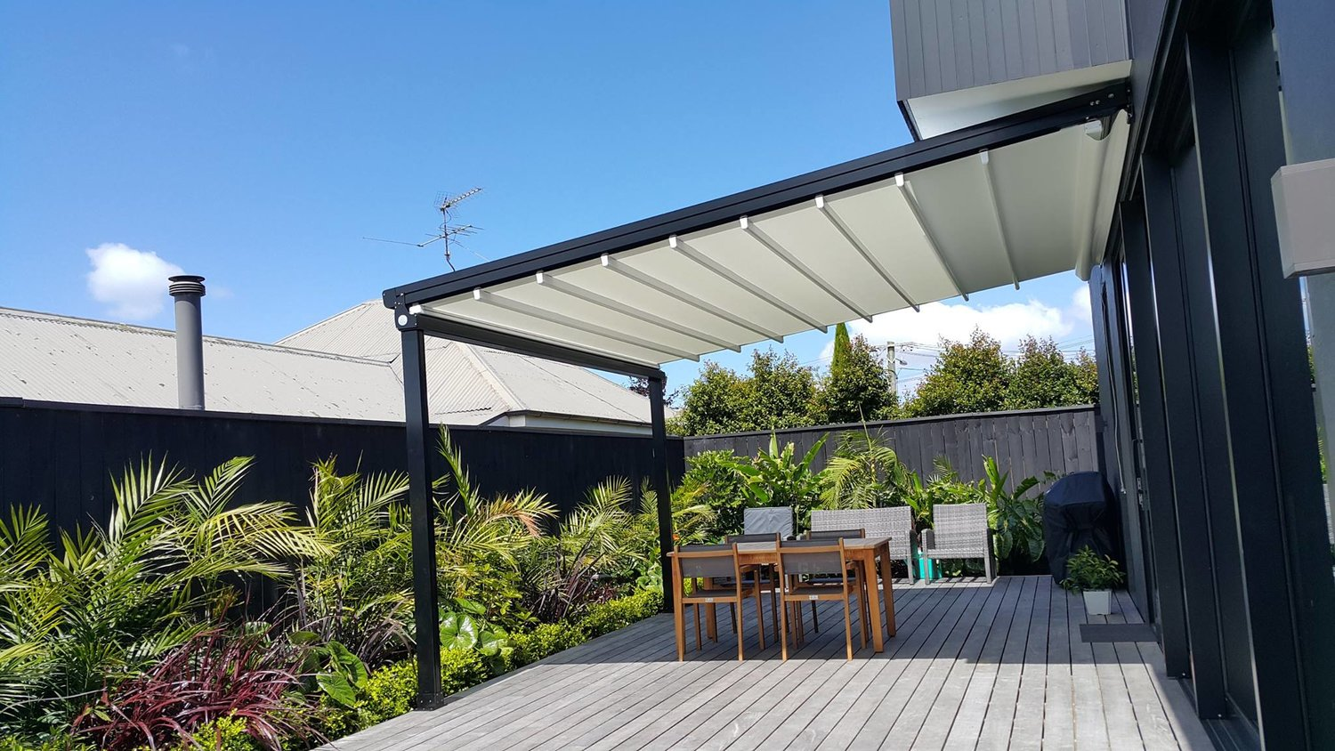 Oztech Retractable Roof Systems Nz