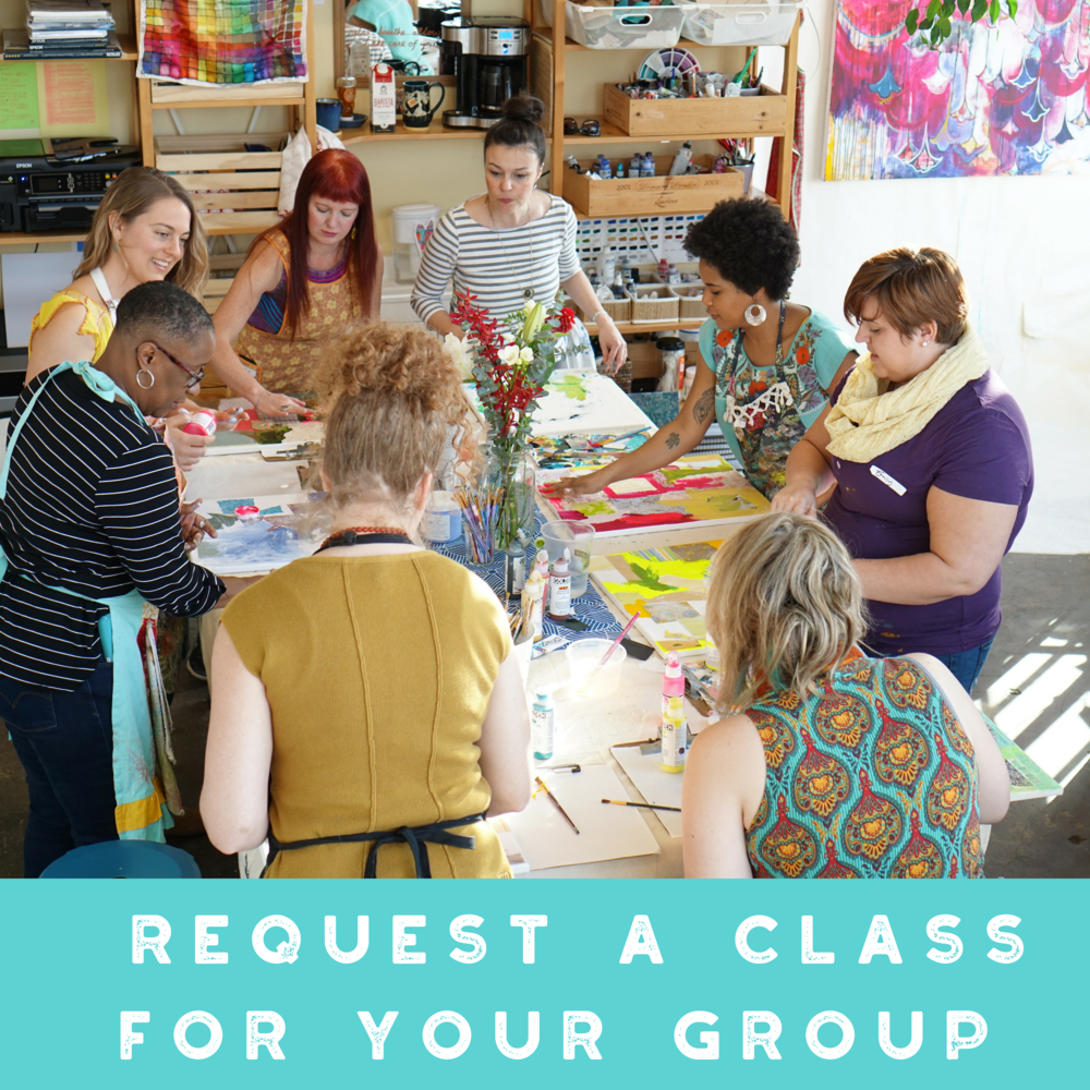 Annamieka Davidson Request a Class for Your Group