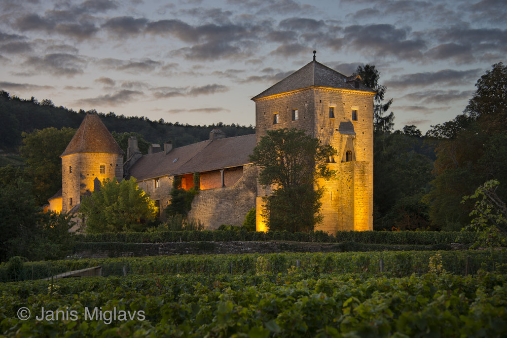 France Chateau Gevrey-Chambertin