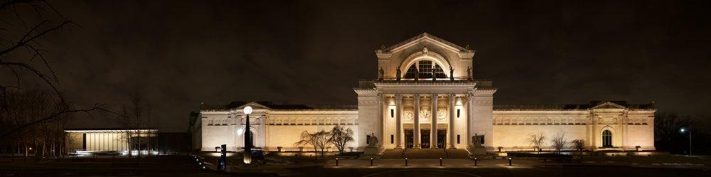 The Saint Louis Art Museum - design by Cass Gilbert