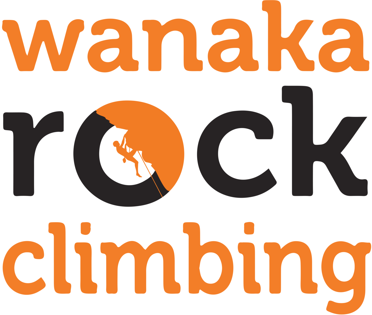 Rock Climbing Guide service in Wanaka & surroundings - Wanaka Rock