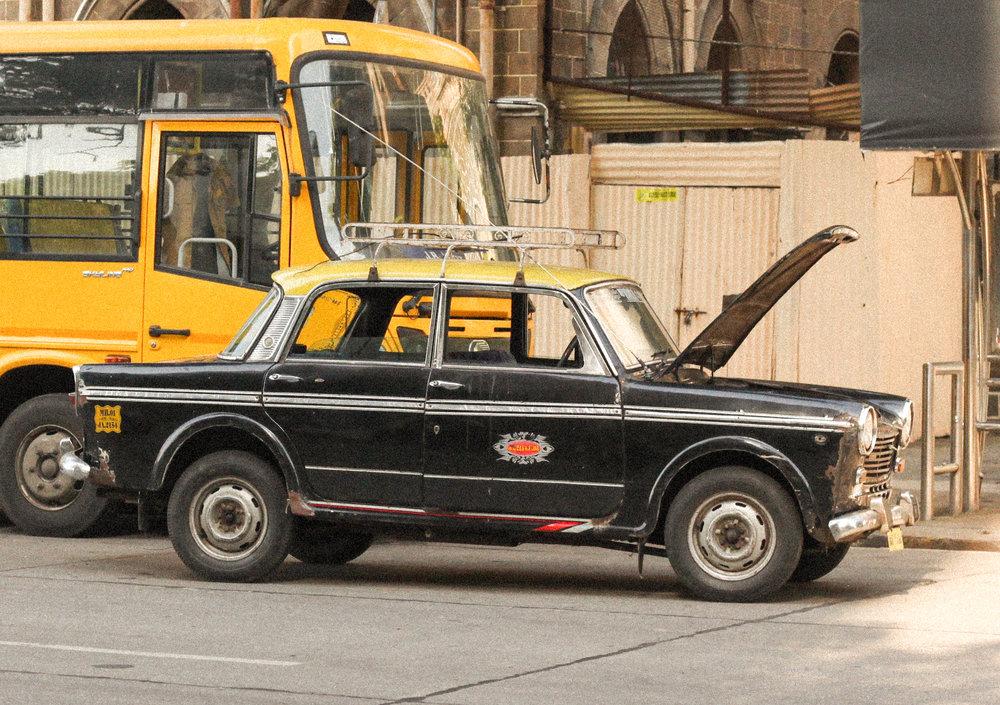 Darn taxi drivers!