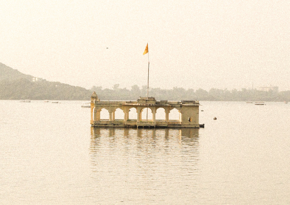 The magicof Udaipur - and its shimmering lakes.