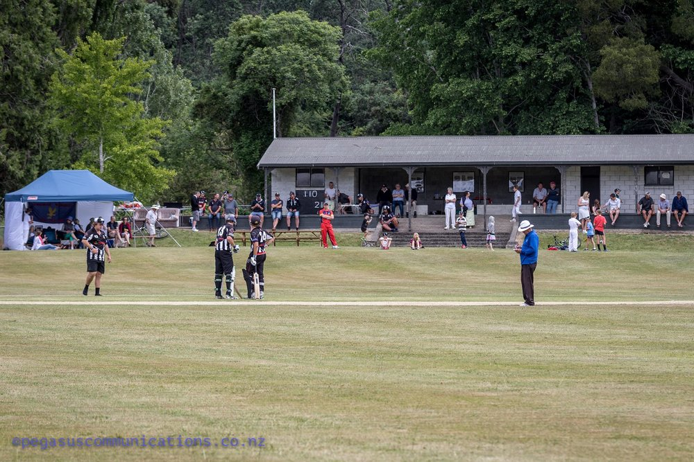 Cheviot Cricket Club