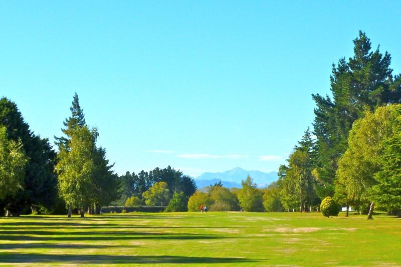 Cheviot Golf Club