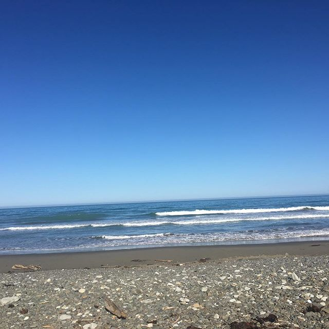 So good to have a swim at #GoreBay on such a hot day! #northcanterbury #hurunuidistrict #hurunui #newzealand #beachdays