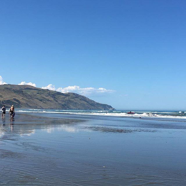 Our beautiful #GoreBay #northcanterbury #cheviot #newzealand #beachesofinstagram