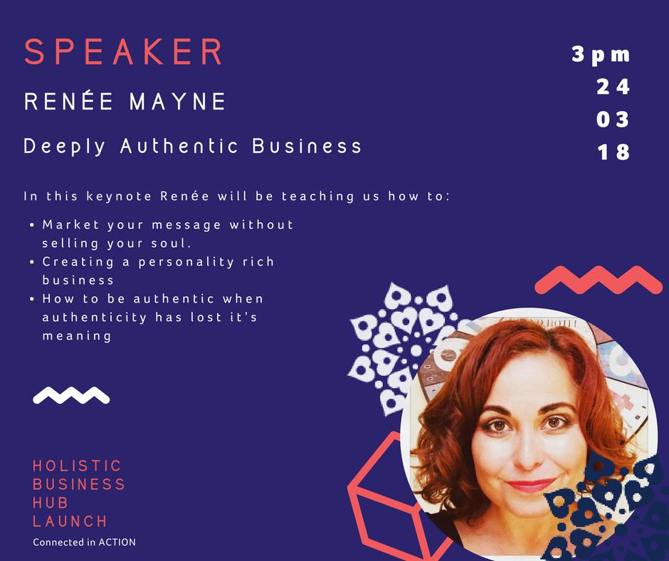 HBH Launch Speaker - RENÉE MAYNE FB Post.png