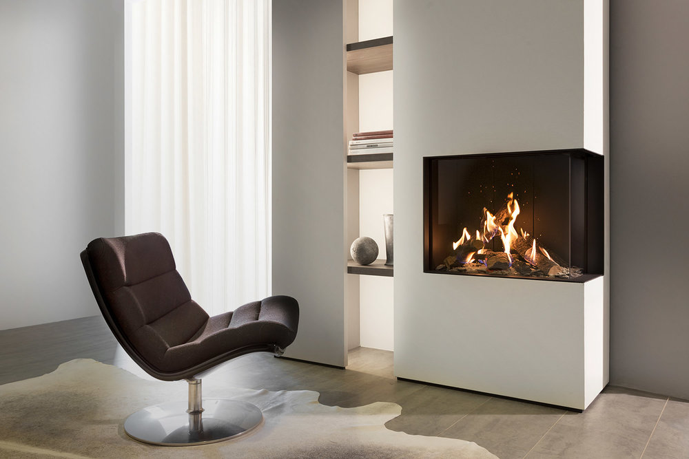 Gaskamine - Komfortables Flammenspiel
