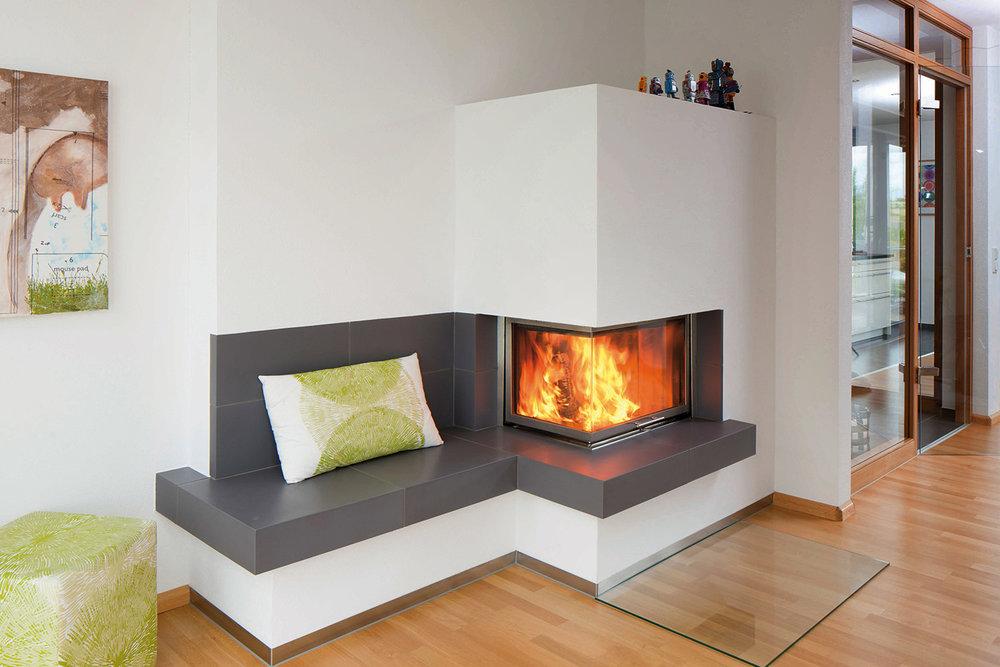 Kamine & Kachelöfen - Wärme fürs Zuhause