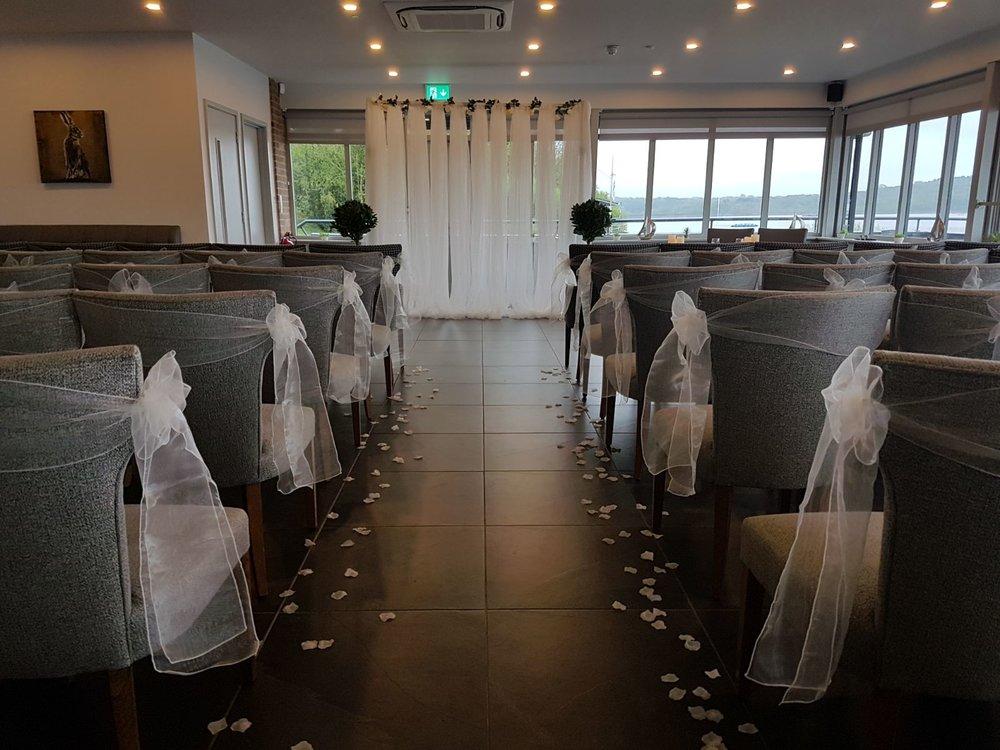Bewl Water Weddings