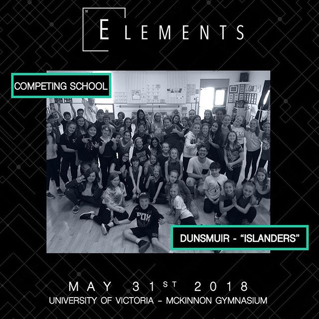 Category: Junior Hip Hop Entry: DMSIZ CHEERSQUAD 📍:@universityofvictoria 📧:info@elementscompetition.com Tickets: LINK IN BIO #Elements2018