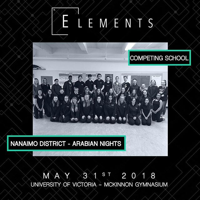 Category: Senior Open Entry: ARABIAN NIGHTS 📍:@universityofvictoria 📧:info@elementscompetition.com Tickets: LINK IN BIO #Elements2018