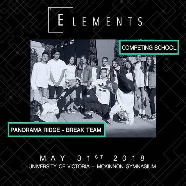 Category: Student Choreo Hip Hop Entry: MORTAL KOMBAT 📍:@universityofvictoria 📧:info@elementscompetition.com Tickets: LINK IN BIO #Elements2018