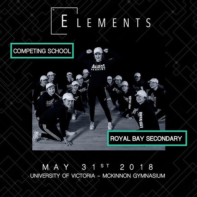 Category: Junior Hip Hop Entry: SNAPBACKS AND TATTOOS 📍:@universityofvictoria 📧:info@elementscompetition.com Tickets: LINK IN BIO #Elements2018