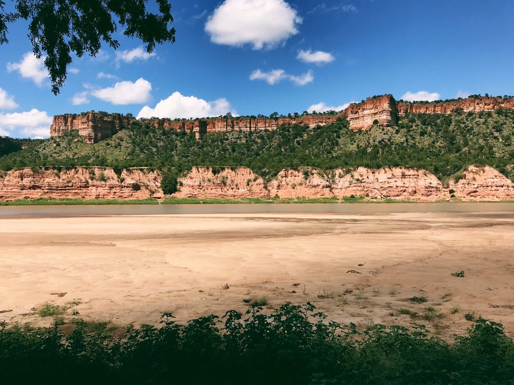 Chilojo Cliffs, Gonarezhou National Park, Zimbabwe