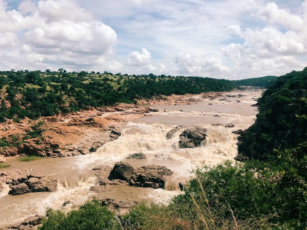 Chivirira Falls, Zimbabwe