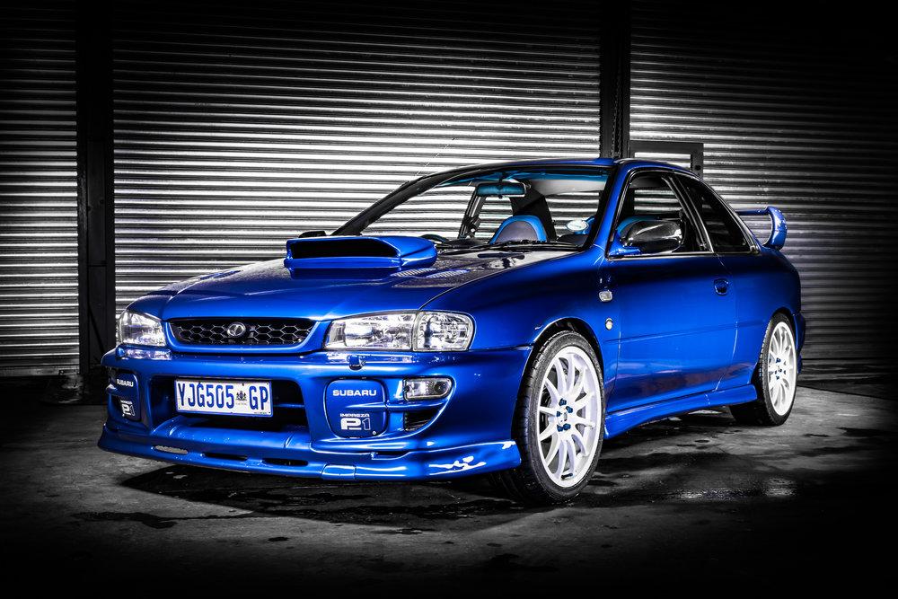 Subaru P1