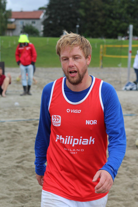 Bli medlem, da vel - og samtidig hjelp oss med å få footvolley til å vokse i Norge.