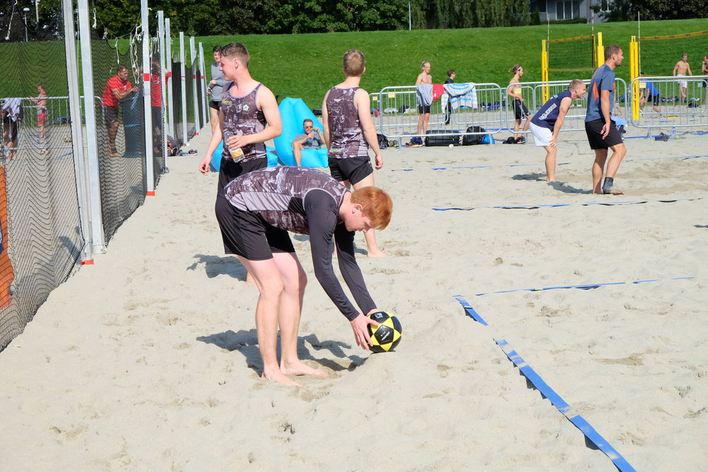 Footvolley Bergen -