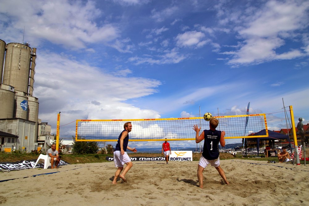 Footvolley Slemmestad -