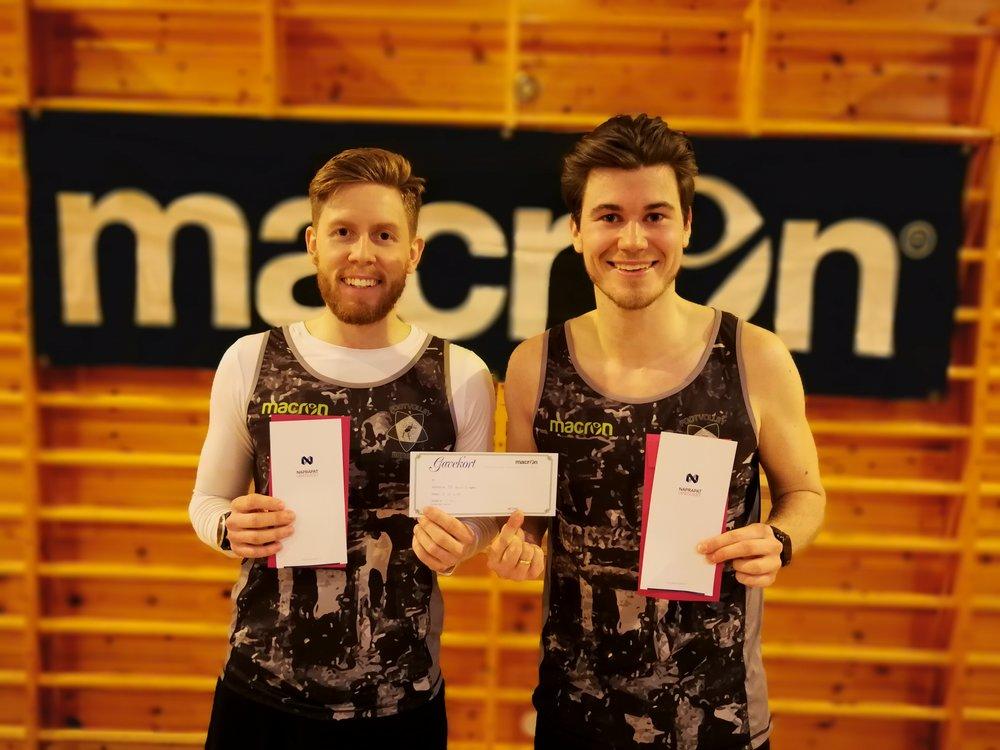 Første Norgescup-seier til Martin H. Haven og Magnus Kyte