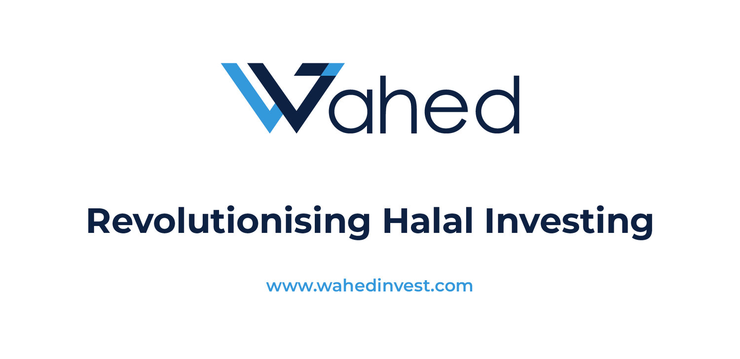 Image result for in association with wahed invest London Muslim