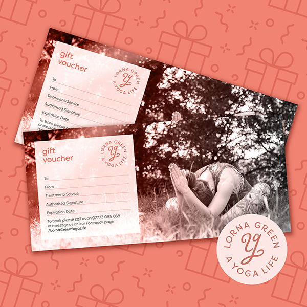 <p><strong>Gift vouchers</strong>Give yoga<i>Shop →</i></p>