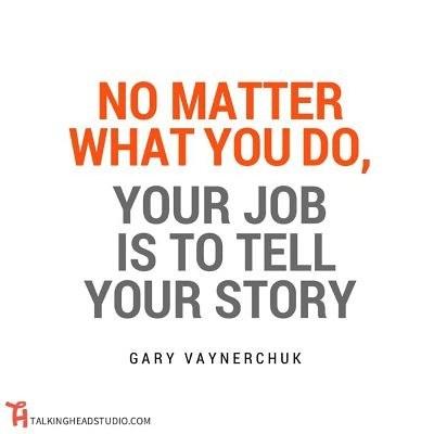 Det er bare du som har DIN historie! Det er din historie som gjør deg unik! Ved å fortelle om HVORFOR du gjør det du gjør, din motivasjon, vil du ha et mye mer solid fundament for å tiltrekke kunder og leads. Hva er din historie? ☺🎬 #storytelling  #videostory  #marketingvideos  #onlinevideo  #justdoit  #kameraskrekk #live_video
