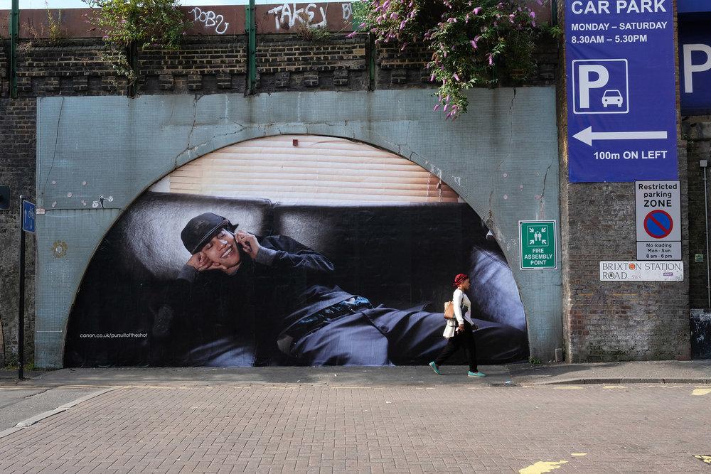 Canon Europe - Wider Image Campaign, London