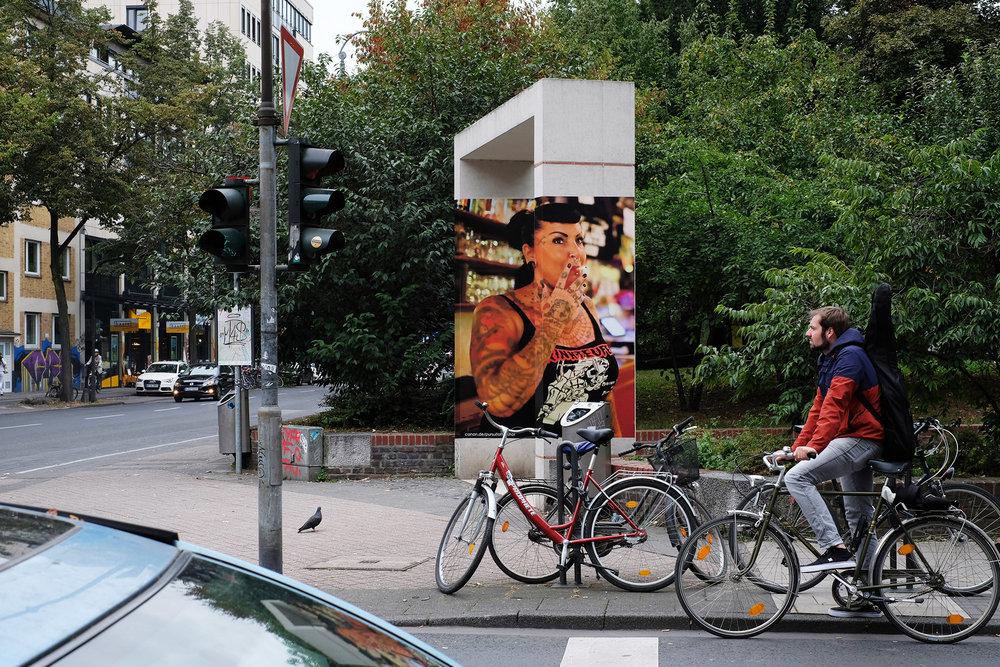 Canon Europe - Wider Image Campaign, Cologne
