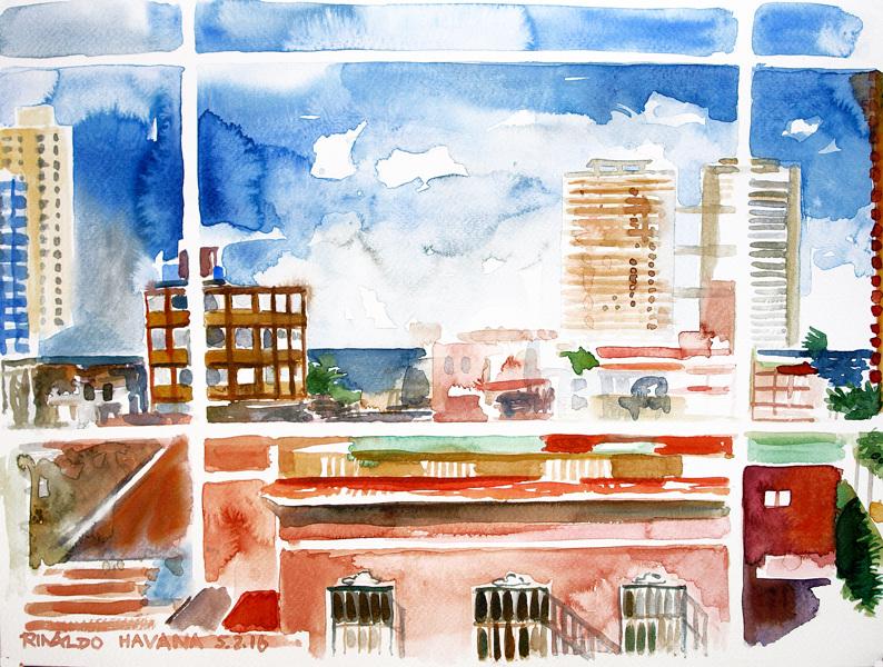 Havana Vedado uno