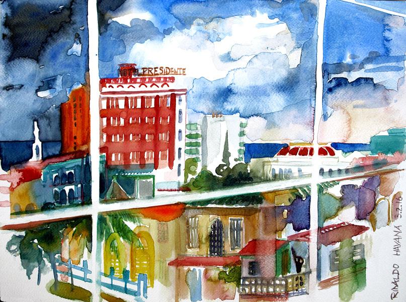 Havana Vedado tres