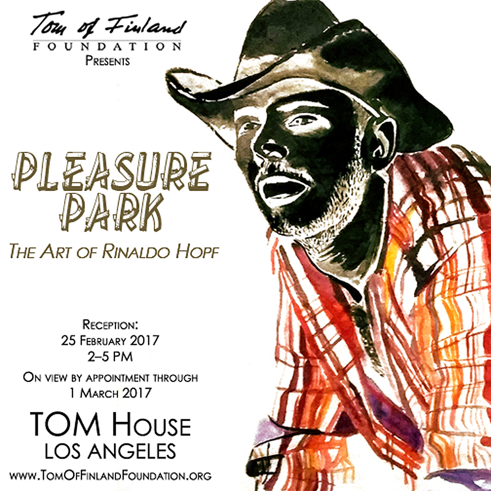 PLEASURE PARK - HOMAGE TO TOM OF FINLAND & HOLLYWOOD
